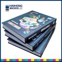 Buy cheap Custom Hardcover Book Printing services with 157g art paper 160 pages from wholesalers