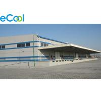 Buy cheap Large Scale Frozen Sea Food Storage Warehouse For Fish Processing Factory Or Port from wholesalers