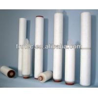 Buy cheap PTFE Pleated Filter Cartridge(Hydrophobic) from wholesalers
