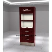 Buy cheap MDF  jewellery  display cabinet  showcase and counter in retail store. from wholesalers