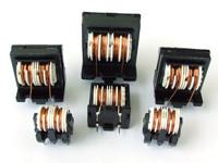 Buy cheap Low Leakage Reliable UU / ET / EE Power Filter Inductor for Video product