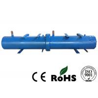 Buy cheap R407c Refrigerant Titanium Shell And Tube Heat Exchanger Brine Water Tube Medium from wholesalers