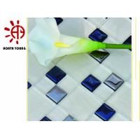 Buy cheap HTY - TC 300 300*300 Linear Wall Mosaic/Crystal Mosaic/Glass Mosaic/Stone Mosaic Tile from wholesalers