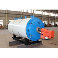 Fire Tube 6t Steam Generator Boiler , Diesel Oil Central Heating Boilers For Textile Industry