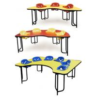 Buy cheap High quality Multilayer Board play school furniture with good design from wholesalers