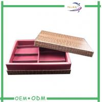 Buy cheap Novelty Unusual Chocolate Gift Boxes , Luxury Cardboard Packaging Box from wholesalers