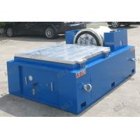 Buy cheap Electromagnetic Lab Vibration Test Equipment Table with ASTM D999-01 Standard from wholesalers