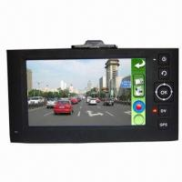 Buy cheap Car IR Vehicle HD1280 x 720P DVR Camera Recorder, 4.3-inch LCD Vehicle Camera product