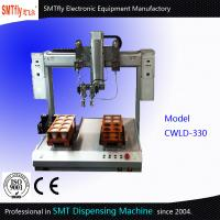 Buy cheap Automatic SMT Industrial Glue Dispenser Equipment Speed 0.1-800/350 mm/Axis from wholesalers