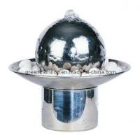 Buy cheap Tabletop Fountain, Stainless Steel Fountain from wholesalers