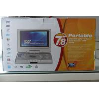 Buy cheap 7 inch portable dvd player with tv tuner,TFT LCD screen Game MP3 MP4 moive from wholesalers