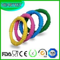 Buy cheap Silicone Sensory Teething Ring Toys - Fun Colorful and BPAFree Teether Toys from wholesalers