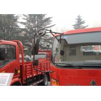 Buy cheap SINOTRUK HOWO 8 Tons Light Duty Trucks LHD 4X2 116HP ZZ1087D3614C180 from wholesalers