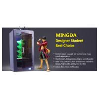 Buy cheap SHENZHEN MINGDA Industrial FDM Mental 3D Printer with large building size 300*200*600mm from wholesalers