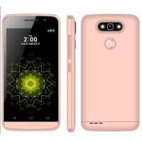 Buy cheap 3G Android smartphone 4.5 inch QHD IPS SC7731C 3G Quad-core Cheap OEM Mobile phone G5 from wholesalers
