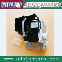 Buy cheap DX5 printhead cap top station Mutoh pump assembly for VJ-1604W RJ-1300 RJ-900C from wholesalers