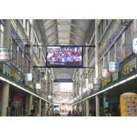 Buy cheap SMD2727 Street Outdoor Advertising LED Display Screen P6 P5 160x160mm Module from wholesalers