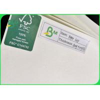 Buy cheap Biodegradable PE Laminated Paper , Polyethylene Coated Paper 160GSM 10GSM from wholesalers