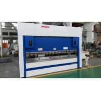 Buy cheap 130 Ton X 13'' Hydraulic Steel Plate Bending Machine 4 Axis CNC Programmable from wholesalers