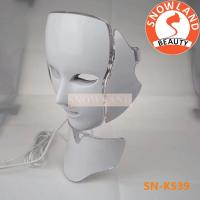 Buy cheap FDA Face Beauty Machine Led Light Therapy Face Mask 7 Colors Skin Rejuvenation LED from wholesalers