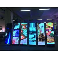Buy cheap Free standing indoor led scrolling poster sign for advertising poster from wholesalers