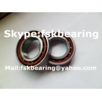 Buy cheap Bakelite Cage 7006CTA / P5 Angular Contact Ball Bearing For Machine Shaft from wholesalers