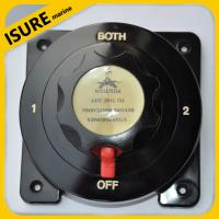 Buy cheap new design 32V Battery Switch/marine Boat yacht dual battery isolator switch from wholesalers