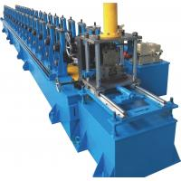 Buy cheap Cargo profile Double Layer Roll Forming Machine PLC Control product