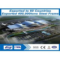 Buy cheap all steel Lightweight Steel Buildings Q345B lightweight steel frame houses from wholesalers