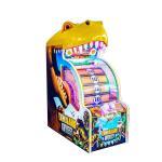 Buy cheap Indoor Lucky Dinosaur Wheel Redemption Game Machine 12 Months Warranty from wholesalers