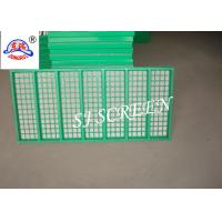 Buy cheap Durable FSI Shaker Screen Resisting Corrosion And Heat Compliant With API Standard from wholesalers