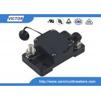 Buy cheap 20v DC Car Audio 60 Amp Circuit Breaker Surface Mount High Ampere from wholesalers