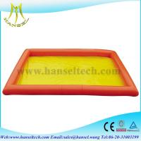 Buy cheap Hansel High Quality Inflatable square Swimming Pool With CE EN15649 from wholesalers