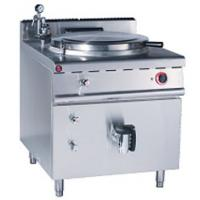Buy cheap AISI 304 Soup Kettle Gas / Electric Deep Fryer High Efficiency Saving Energy from wholesalers