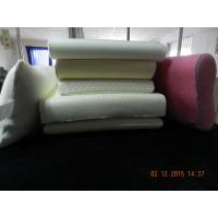 China Oblong  Breathable  Gel Memory  Foam  Pillow / Breathable PU  Foam  pillows on sale