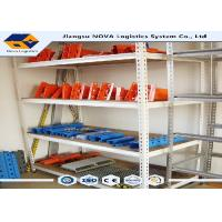 Buy cheap CE Boltless Metal Shelving With Multi Level Picking Modules , Warehouse Storage Racks Household from wholesalers