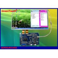 Buy cheap LCD Screen Parts 16 x 1 Modules LCD Screen Driver Board White LED Side Backlight product