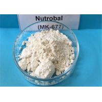 Buy cheap MK-677 SARMS Raw Powder Ibutamoren For Muscle Gaining CAS 159634-47-6 from wholesalers