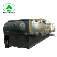Buy cheap Units DAF Machine , Dissolved Air Flotation Filtration  In Wastewater Treatment For Sewage Plant from wholesalers