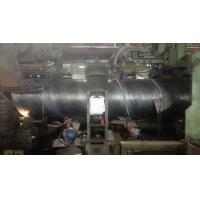 Buy cheap Large diameter Spiral Welded Steel Line Pipes for fluidsTransportation from wholesalers
