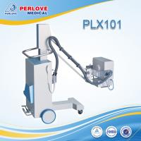Buy cheap Portable X-ray machine CR system with table PLX101 from wholesalers