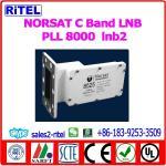 Buy cheap SATV/SMATV   NORSAT C Band LNB PLL 8000  lnb2 from wholesalers