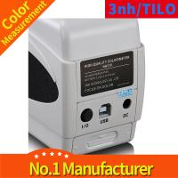 Buy cheap Precise color reader skin analyzer colorimeter with 4mm 8mm aperture and soft rubber NH310 from wholesalers