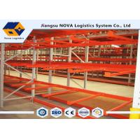 Buy cheap Corrosion Protection Industrial Pallet Warehouse Racking Powder Coating Surface Treatment from wholesalers