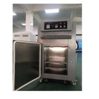 Buy cheap 300C 150 Liter Environmental Test Chamber Hot Air Circulating System High Temperature Drying Oven from wholesalers