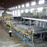 Buy cheap 3600mm China supplier corrugated paper machine from wholesalers