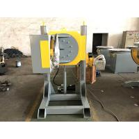 Buy cheap L Shape Tube Welding Positioner With 600mm Hydraulic Lifting Stroke , CE Certificates Supported from wholesalers