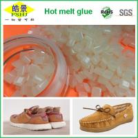 Buy cheap High Viscosity White Hot Glue Pellets For Shoes Edage Sealing from Wholesalers