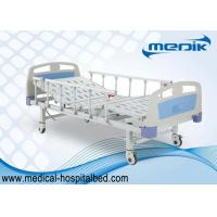Buy cheap Electric Hospital Beds For Home Use , 2 Function Ambulance / Ward Bed from wholesalers