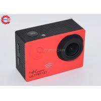 Novatek 96660 170 Degree 4k Sports Action Camera WIFI 16m High Definition